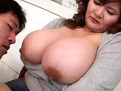 Gargling Asian Boobs