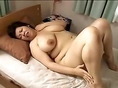Japan big jaw-dropping woman Mamma