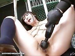 चरम जापानी बंधन सेक्स