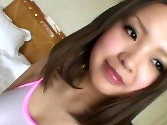 Japanski poslušni djevojka. Amateur25