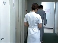 Hottest Asian model Aya Kiriya, Mirei Yokoyama, Emiri Momoka in Exotic Nurse JAV video