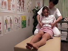 Chisato Ayukawa, Nao Aijima in OL Professional Massage Medical Center 15 part 1