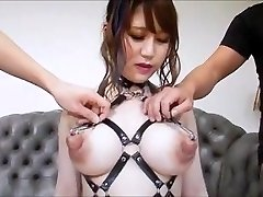 Japanese -  Monstrous Boobs Huge Nipples