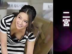 Horny Japanese model Minami Kashii, Nana Ninomiya,Reo Saionji in Finest couple, fingering JAV scene