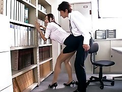 Gauti Naughty Office?