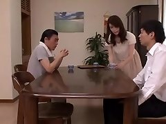 ignored housewife seduced by daddy in-law