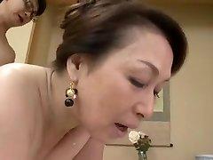הנשמה-38 - יורי Takahata - מנהל מבוגר, אישה בתולה