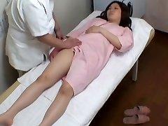 Išsipūtęs Japonų paauglių naudojasi voyeur, erotinis masažas, pramogos