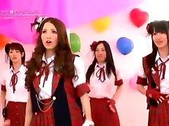 Japonijos Nuogų Merginų Grupė