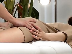Asian Hardcore Anal massage and intrusion