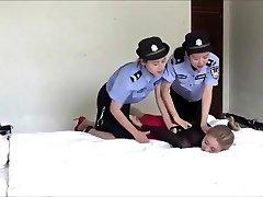 chinesische frau verhaftet 1