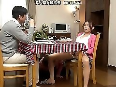 [JAV] Japan TVshow mommy+son