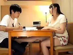 busty japāņu krūtis teasing