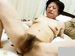 Amazing homemade Grandmothers adult clip