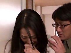 eksotične japonski model risa murakami v čudovito masturbacija/onanii, bdsm jav video
