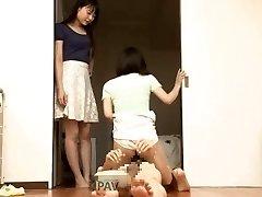 एशियाई femdom1