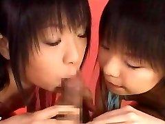 Twosexy Japanese swap cum