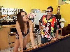 Incredible pornstar Annie Cruz in hottest blowjob, anal sex pinch