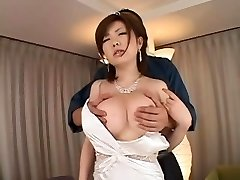 Rio Hamasaki fingered and plumbed