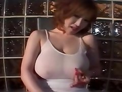 Huge-boobed Marina Matsushima - Fetish Queen (full, censored)