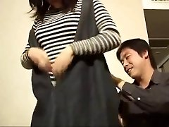 Pregnant Japanese babes getting wedged