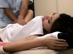 Mother And Stepdaughter Get Massages Together