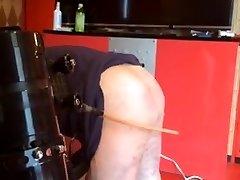 spanking machine