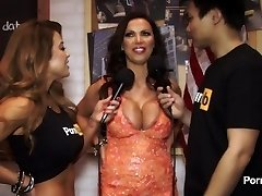 PornhubTV Nikki Benz Dialogue at 2015 AVN Awards