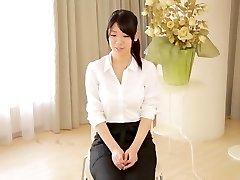 Exotic Japanese slut Asuka Takao in Amazing hefty bra-stuffers, solo girl JAV movie