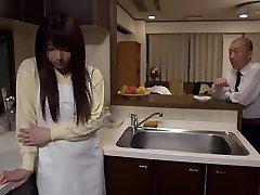 Exotic Japanese whore Shiori Kamisaki in Crazy finger-tickling, butt licking JAV scene