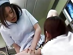 futanari nurse and girl
