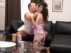 Crazy Asian chick Akari Minamino, Azusa Ito in Best Doggy Fashion, 69 JAV clip