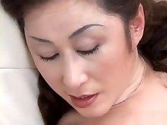 Outstanding Japanese slut in Beautiful Dildos/Toys, Blowjob/Fera JAV clip