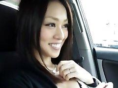 Exotic Japanese model Ann Yabuki in Hottest Undergarments, Big Tits JAV pin