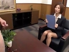 Amazing Japanese whore Akari Asahina in Best CFNM, Cumshots JAV vid