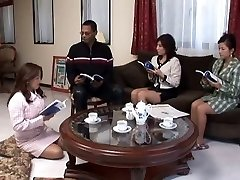 Japanese Wives Lusting for Black Cock
