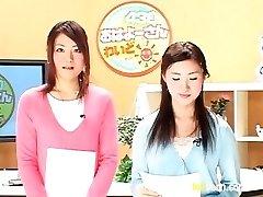 Bukkake TV-Show met een Raket Aziatische Porno Films