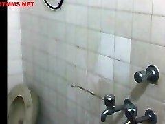 beautiful indian lady having shower