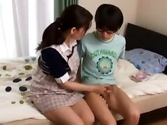 1 Family no1 Mom teaches her sonny about masturbation -