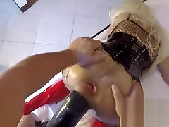 Helen XXL ROV faux-cock