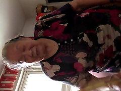 Chinese 70 years grandmother 1