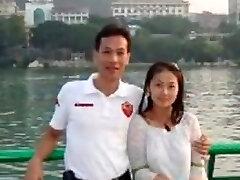 de beaux gros seins chinois baisés à l'hôtel