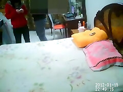 Chinese couple homemade whoring records Vol.10