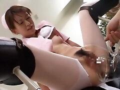 Amazing Asian girl Ai Himeno in Best Amateur, Nurse JAV clip