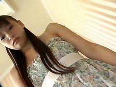 الآسيوية منفردا فتاة نامي كيمورا استمناء