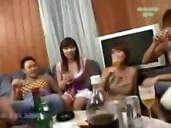 Japanese Swinger Party