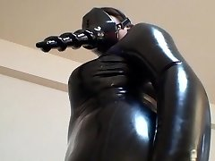 Japanese Spandex Catsuit 02