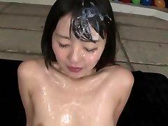 Japanese bukkake princess