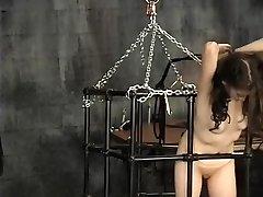 Amazing amateur Fetish, BDSM porno video