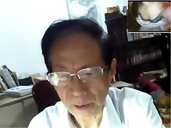 Chinese Dad Webcam